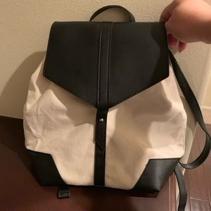 FABFITFUN Deux Lux small backpack